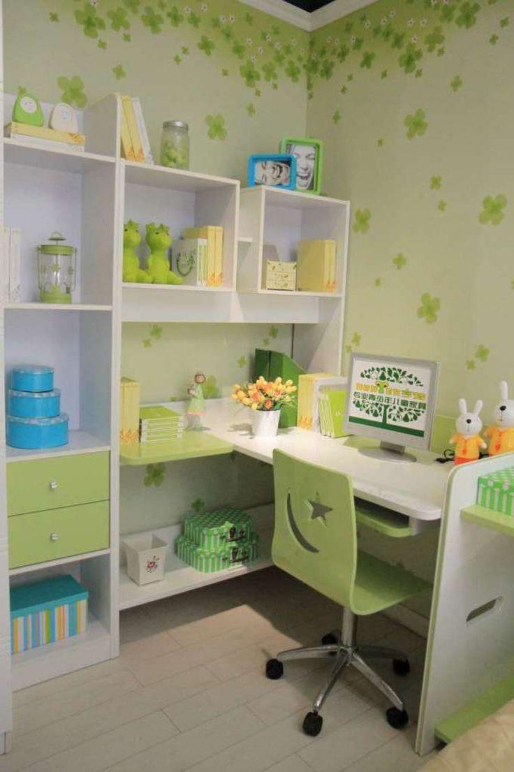 Detská izba-green-Model 901