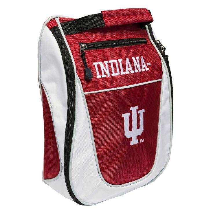 Team Golf Indiana Hoosiers Golf Shoe Bag, Multicolor