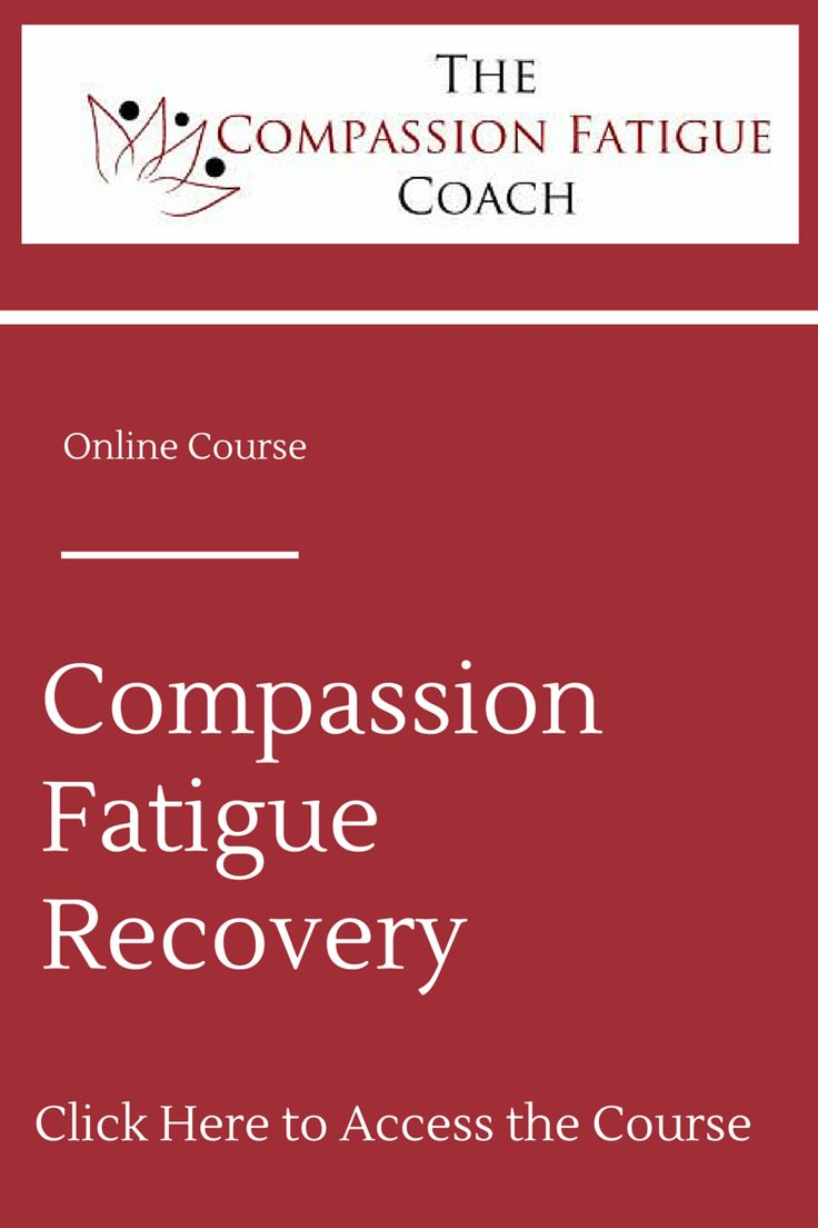 a commentary on compassion fatigue in To illustrate how compassion is a competency involving a creativity, a spontaneity, and a very special attunement (frost, 1999, p 129) that has a fundamental impact on the.