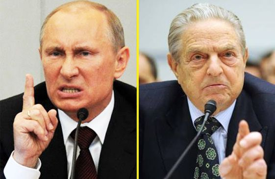 Putin Just Issued International Arrest Warrant For George Soros...Dead or Alive - Donald Trump News