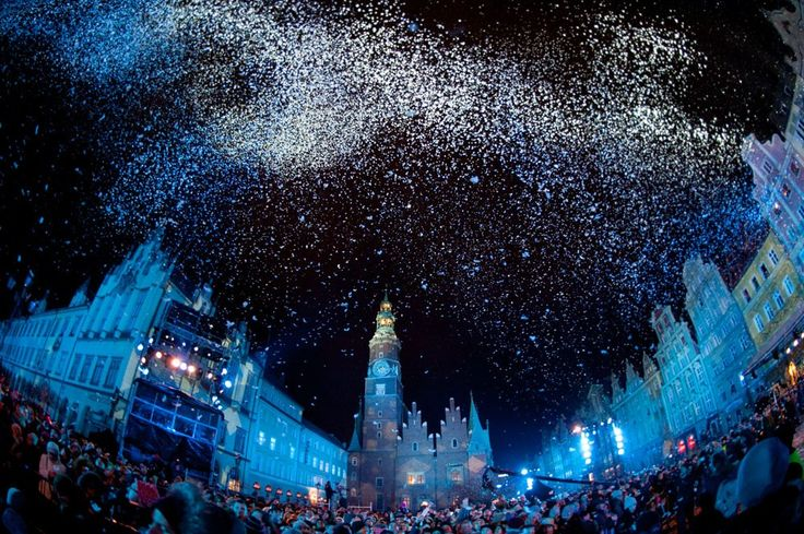Wrocław Has Awoken: European Capital of Culture 2016 Starts with Huge Bang