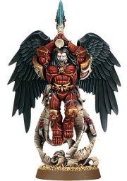 Astorath the Grim---wantGrim, Black Rage, Blood Angels, Astorath, Dots Barrels, Black Dots, 40K Citadel, Barrels Studios, Warhammer 40K