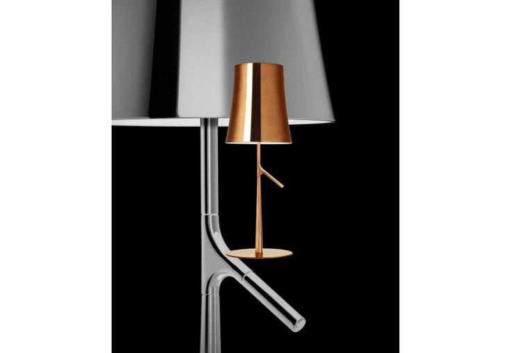 Birdie Metal table. Available at: http://www.platinlux.com/products/en/Table-Lamps/BIRDIE-Table-by-Foscarini.html