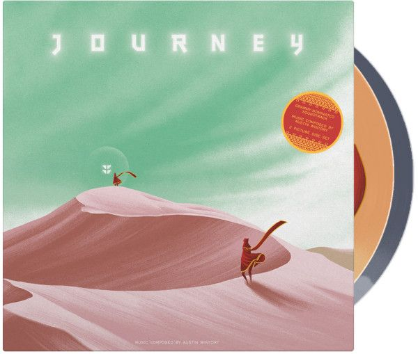 iam8bit company and game developers produced collectible vinyl releases for games