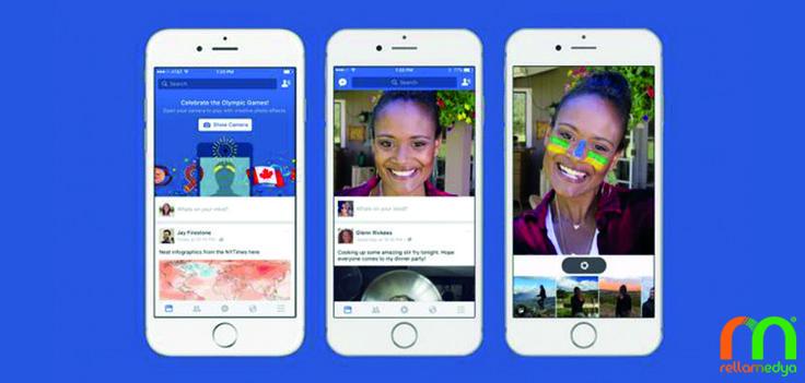 Instagram'dan sonra Facebook da Snapchat'i kopyaladı Devamı; http://www.rellablog.com/instagramdan-sonra-facebook-da-snapchati-kopyaladi/ #Rellamedya #Teknoloji #Facebook #Instagram #Snapchat