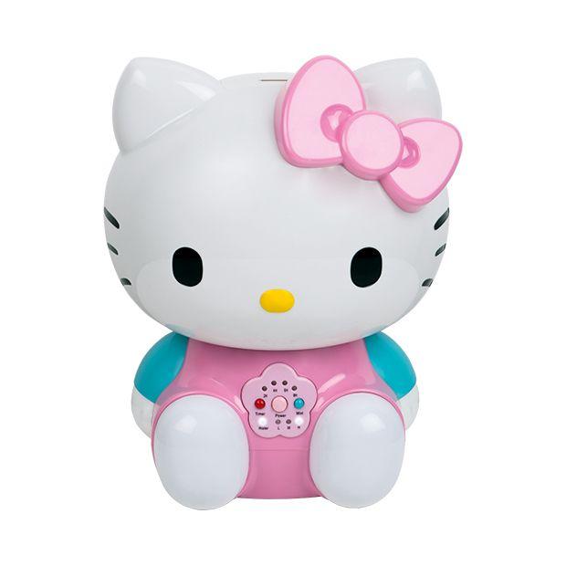 Увлажнитель ультразвуковой Ballu UHB-255 Hello Kitty E (электроника)  Увлажнители воздуха Ballu Hello Kitty – яркие, привлекательные и очень полезные приборы для комнаты Вашего малыша! Они позаботятся о здоровье самых маленьких членов Вашей семьи без лишних хлопот для Вас, а каждая из моделей серии станет не только незаменимой деталью детской комнаты, но и отличным подарком на любой праздник.