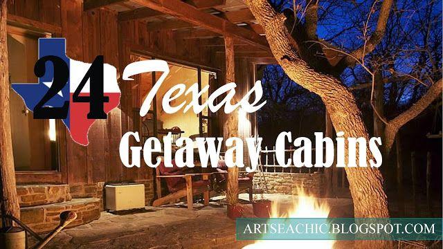 {BLOGGED}: 24 Texas Getaway Cabins. @caroline k. k. k. k. Peterson @Laura Jayson Jayson Jayson Jayson Stafford