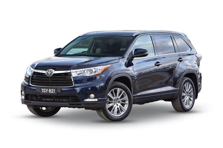 2016 Toyota Kluger Grande (4x4), 3.5L 6cyl Petrol Automatic, SUV