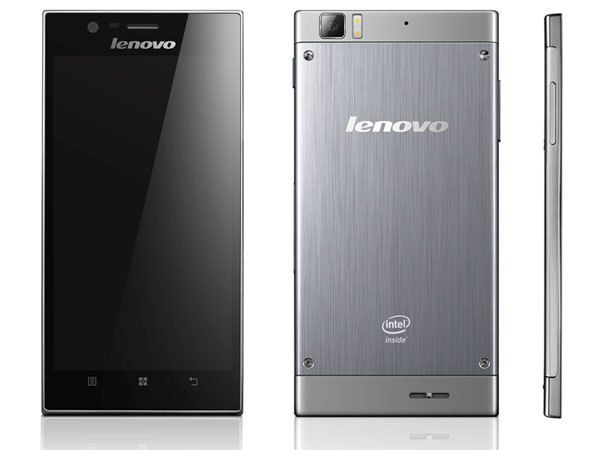 Lenovo K900 Dualcore 2ghz Intel Atom Z2580 13MP Cam