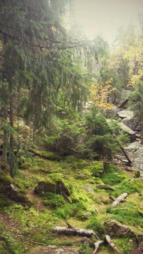 Pirunpesä, Hollola, Southern Finland
