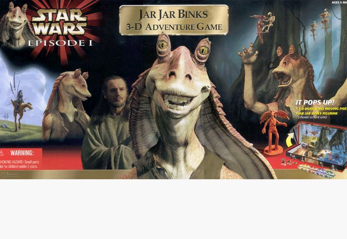 Star Wars Episode 1 Jar Jar Binks 3D Adventure Game ** Continue to the product at the image link.