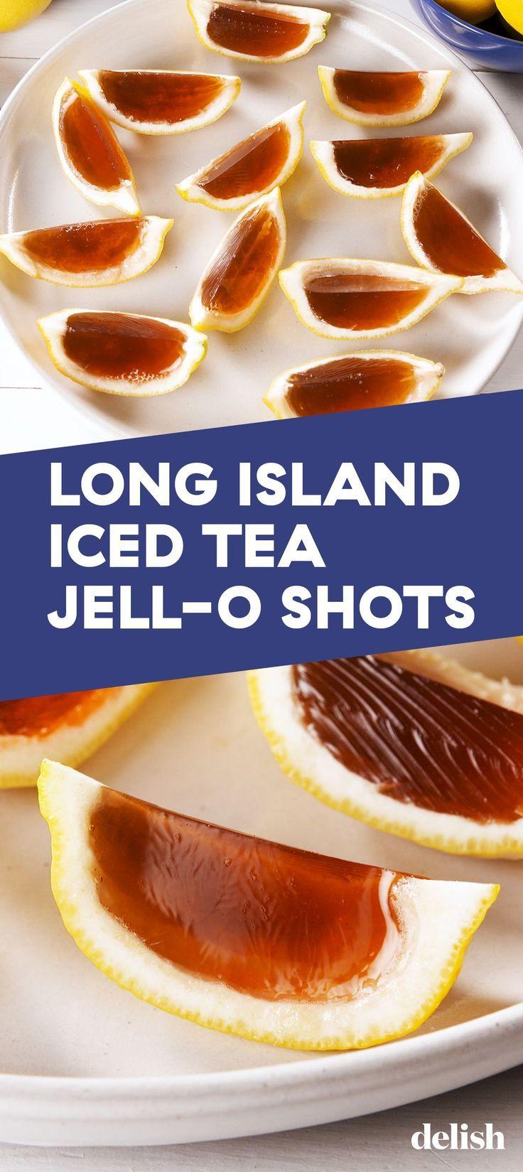 Long Island Iced Tea Jell O Shots Long John Silvers Hush Puppies With Milk Egg Egg Hush Iced Island Jello John Yeme Icme Shot Tarifleri Buzlu Cay