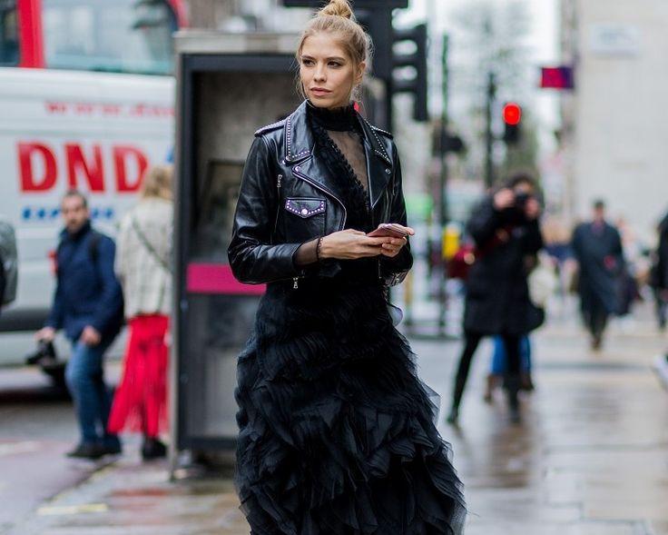 Jachete de piele: cu ce le asortezi in 2016