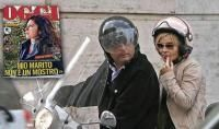 Schettino, non solo la Concordia: ora abbandona pure la moglie. E' amore con la giornalista di Porta a Porta?