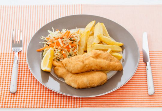 Kiwis love Fish and Chips and this recipe is the perfect dish to enjoy outside on a hot summer evening!