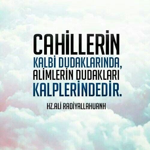 ✏ Cahillerin kalbi dudaklarında, alimşerin dudakları kalplerindedir. [Hz Ali r.a]  #hzali #sözler #cahil #kalp #dudak #alim #kalpler #söz #türkiye #istanbul #rize #eyüpsultan #ilmisuffa