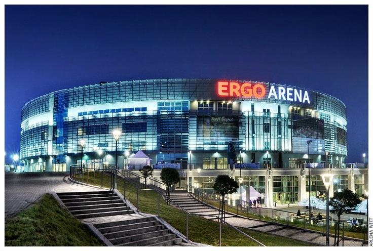 Hala #Ergo #Arena | #gdansk #sopot