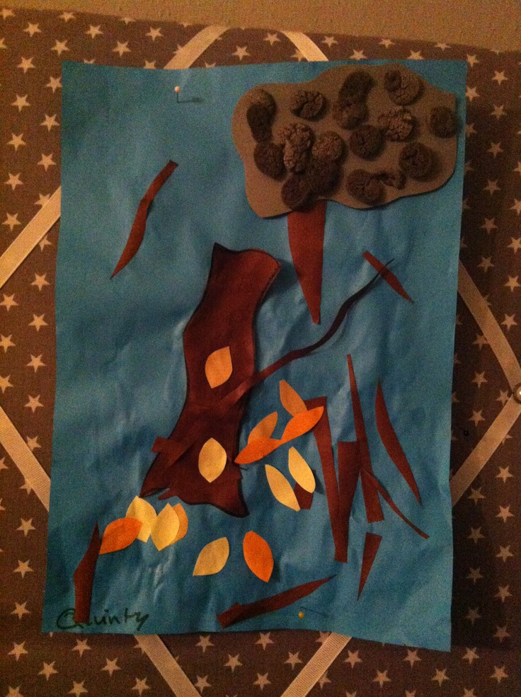 Herfst boom - PSZ 2012-11