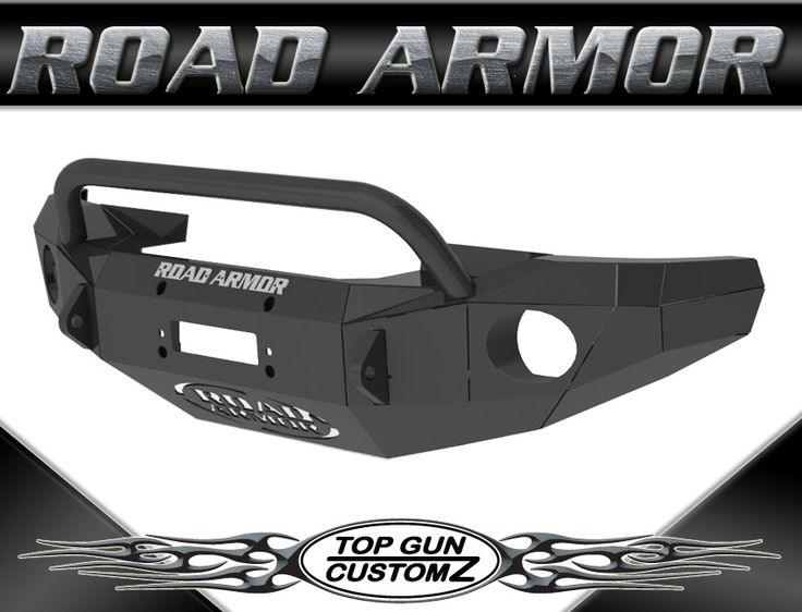 Top Gun Bumpers : Off road armor bumpers sale ends tonight ford