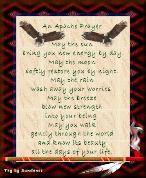 Native American Wedding Quotes: 80 Best Prayers Of Our Apache Brothers Images On Pinterest