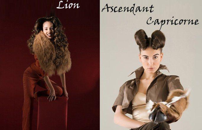 Lion ascendant Capricorne : tout sur le Lion ascendant Capricorne - Le Lion et ses ascendants: tout sur le Le Lion et ses ascendants
