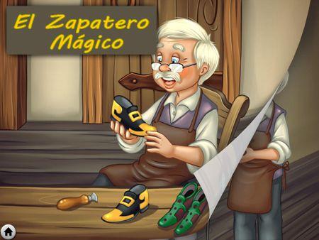 Cuento Infantil - El Zapatero Mágico