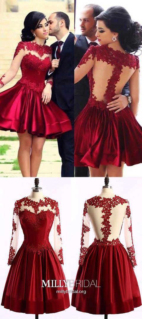 Short Prom Dresses For Teens 480271cfab34