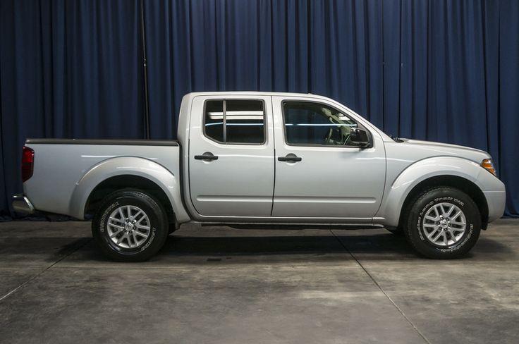 Joydrive : 2015 Nissan Frontier Crew Cab SV Pickup 4D 5 ft - Buy this 100% Online @ Joydrive.com