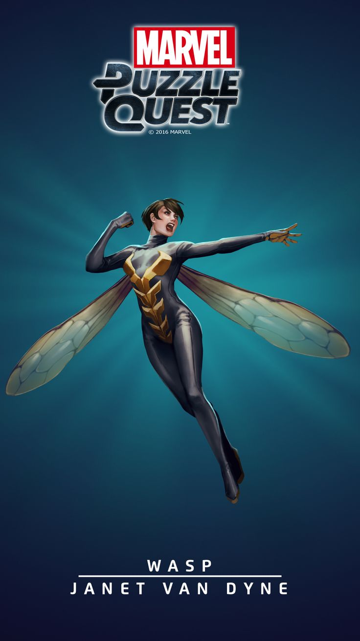 Char_PosterWasp1.png (PNG Image, 1080 × 1920 pixels) - visit to grab an unforgettable cool 3D Super Hero T-Shi