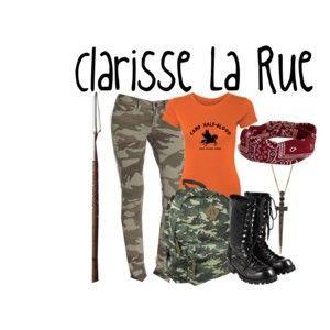 Clarisse La Rue