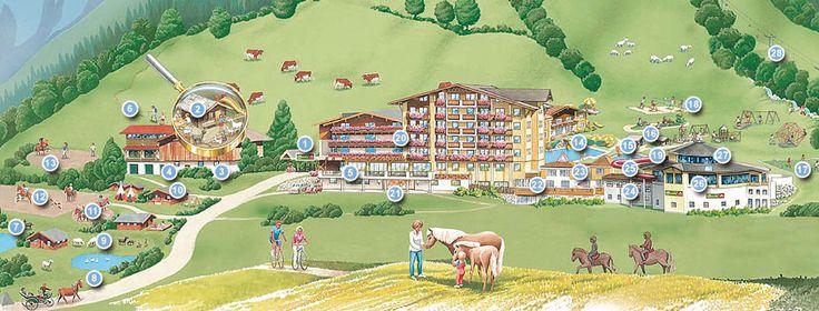 Babyhotel in Salzburg – Urlaub mit Baby im Kinderhotel in Saalbach