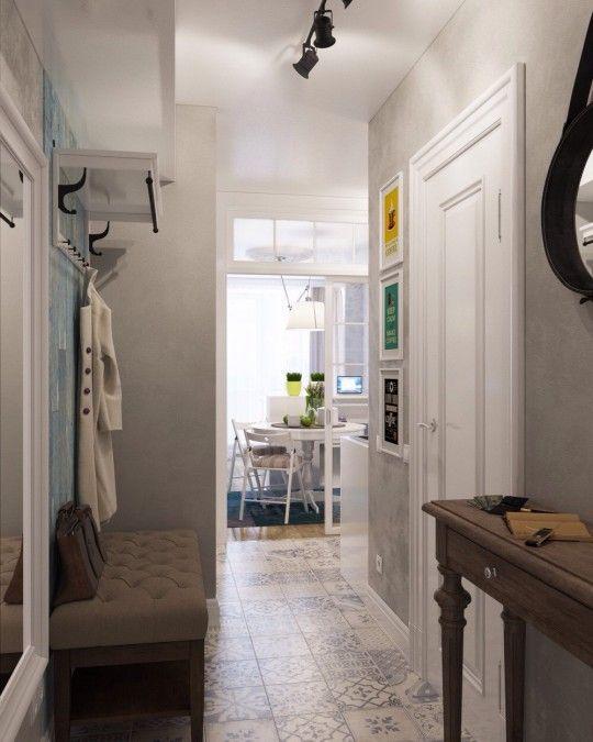 Цвет дверей и цвет мебели в коридоре | Идеи для ремонта