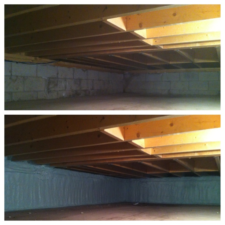 How To Install Insulating Basement Floor: 25+ Best Ideas About Crawl Space Insulation On Pinterest