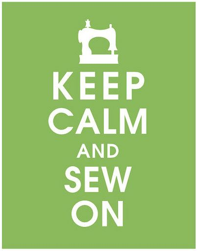 Sewing quotes.