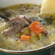 Egy finom Tárkonyos-gombás csirkeraguleves ebédre vagy vacsorára? Tárkonyos-gombás csirkeraguleves Receptek a Mindmegette.hu Recept gyűjteményében!
