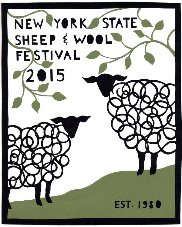 Always wanted to learn to crochet? We can help with that! Join us in Rhinebeck at the New York State Sheep & Wool Festival for our Beginning Crochet class with hooks and yarn goodies sponsored by Lion Brand, Skacel, Cascade Yarns. Class details and registration info in our post here: