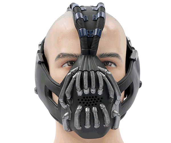 Top 5 Most Realistic Halloween Masks