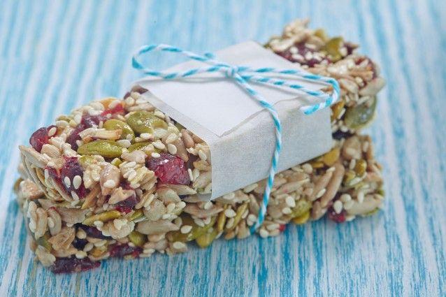 Back to School Vegan Granola Bars- Gluten & Nut Free - Delicious Alternatives