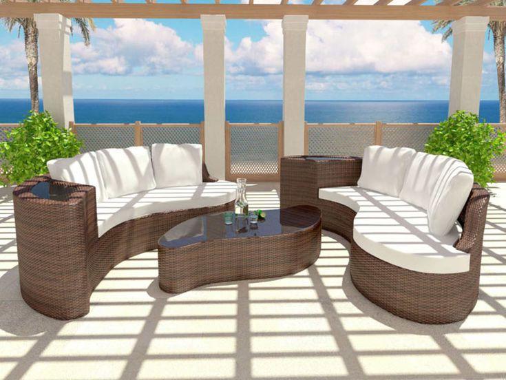17 migliori idee su mobili da giardino su pinterest vita for Volantino mobili da giardino