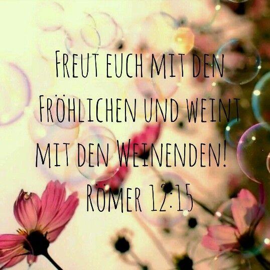 Römer 12:15