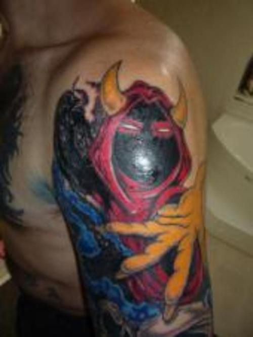 ICP Tattoos
