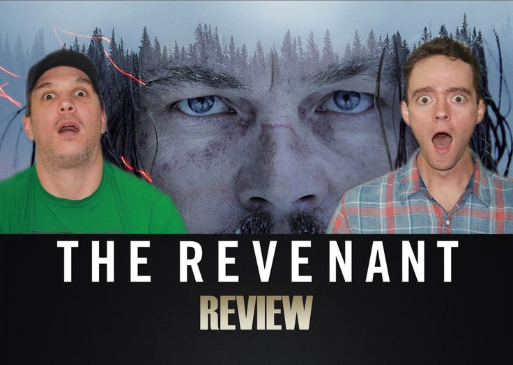 THE REVENANT MOVIE REVIEW