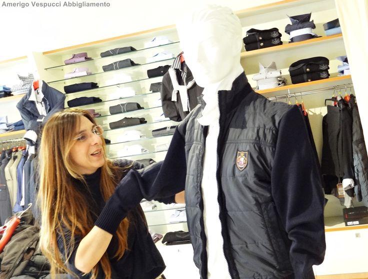 ...preparando il negozio per la nuova collezione!! #amerigovespucci #modena #abbigliamento Seguici su https://www.facebook.com/AmerigoVespucciAbbigliamento