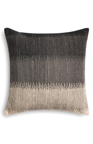 LOLOI Wool & Cotton Woven Accent Pillow available at #Nordstrom