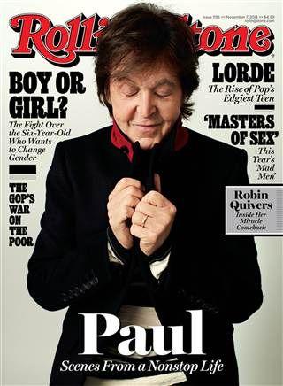 Paul McCartney says time has healed bitter rift with Yoko Ono