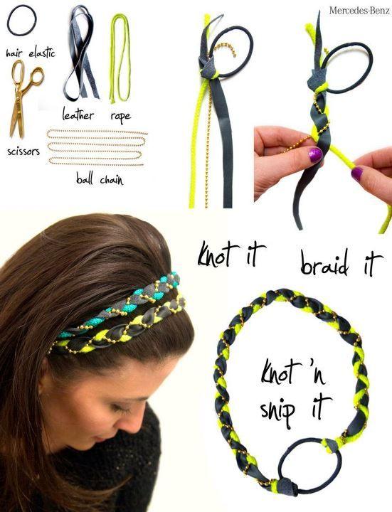 do it yourself headband