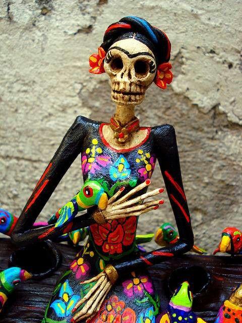 La Catrina #dayofthedead #mexico