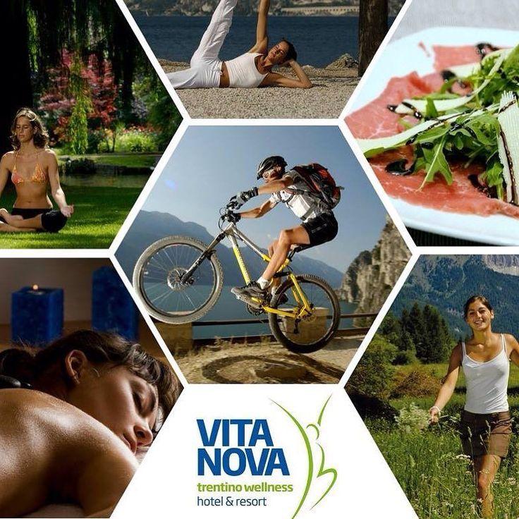 Ecco cosa puoi fare durante la tua vacanza in Trentino: attività nella natura gustare ottimo cibo rigenerarti nella natura e rilassarti in un centro benessere...qual è la tua vacanza ideale? #vitanovastyletrentino