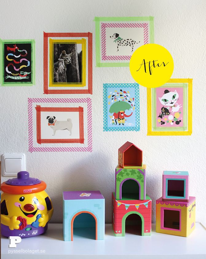 PB kids room makeover after9