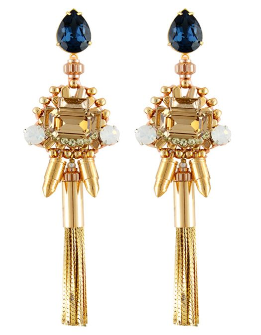 Magum Lust easrrings by Outhouse.Shop now at www.perniaspopupshop.com! #shopnow #perniaspopupshop #jewellery #earrings #accessories #love #exquisite #latest #outhouse #happyshopping #love